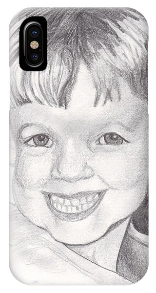 Van Winkle Boy IPhone Case