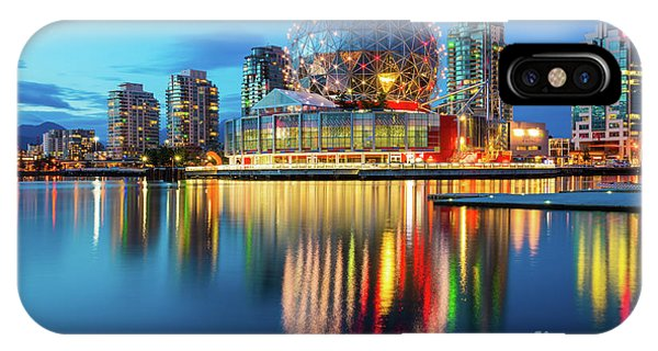 Vancouver Science World IPhone Case