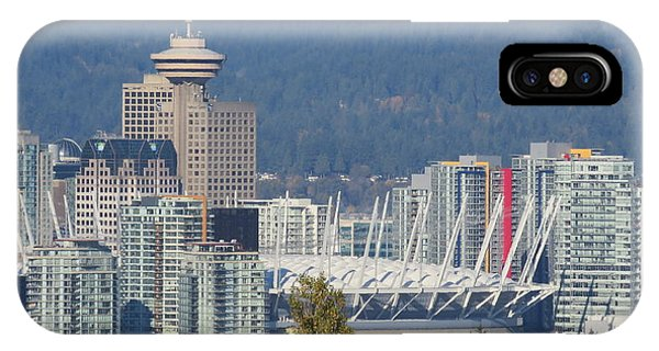 Vancouver Stadium IPhone Case