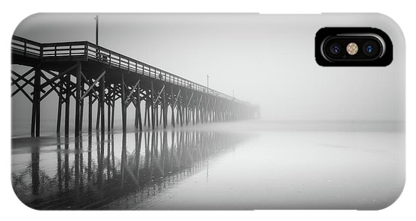 Long Beach Island iPhone Case - Vanish IIi by Ivo Kerssemakers