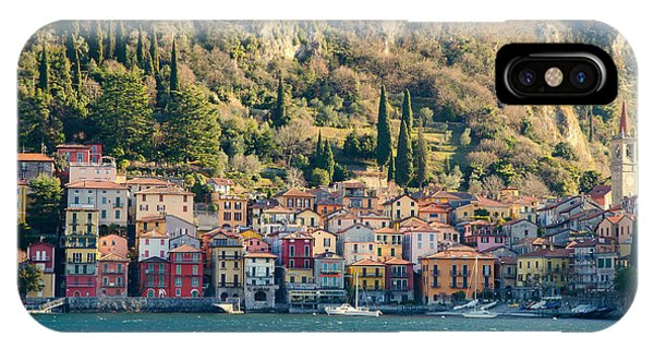Varenna Village IPhone Case