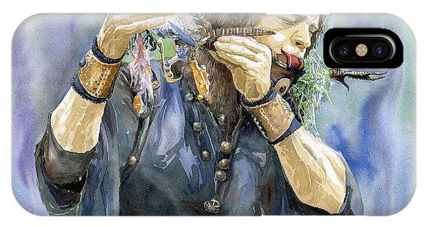 People iPhone Case - Varius Coloribus by Yuriy Shevchuk