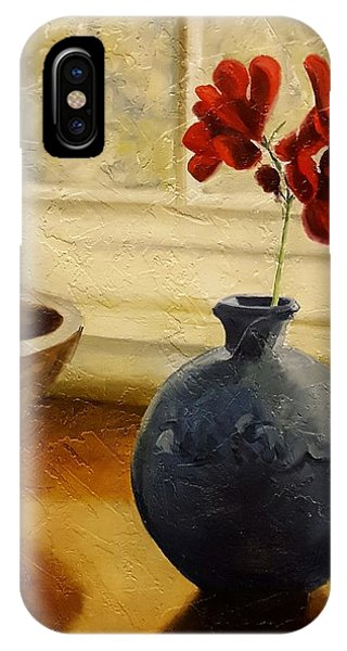 Vase And Bowl IPhone Case