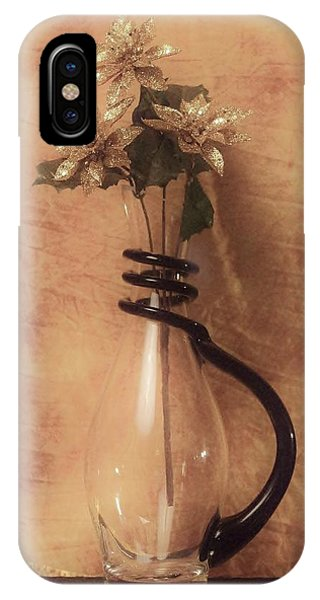 Vase Of Gold IPhone Case