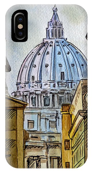 Vatican City IPhone Case