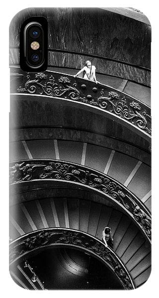 Vatican Stairs IPhone Case