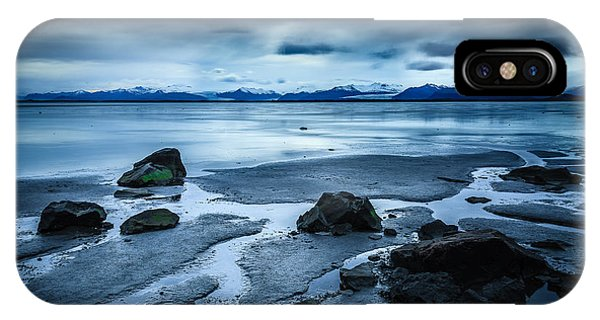Vatnajokull From Stokksnes IPhone Case