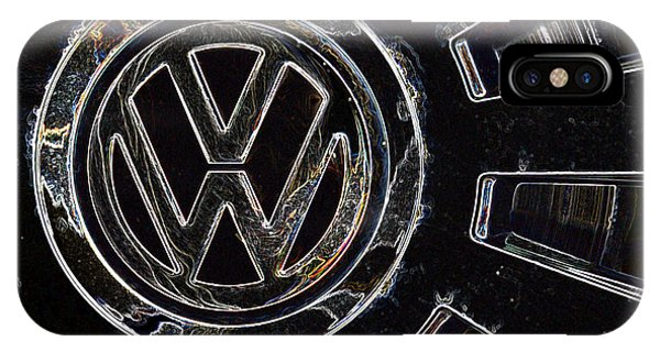 VW3 IPhone Case