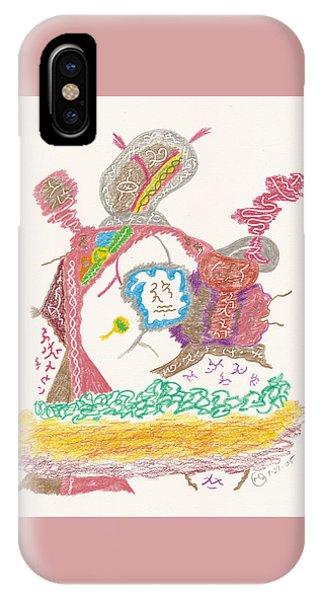 Vedauwoo Shaman IPhone Case