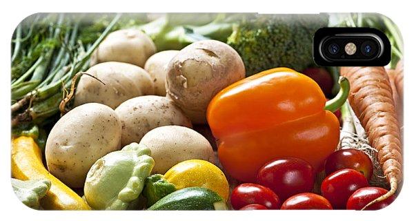 Broccoli iPhone Case - Vegetables by Elena Elisseeva