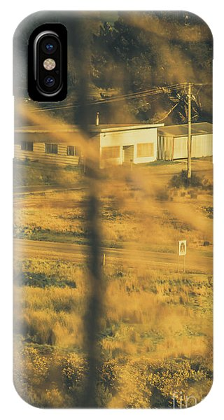 Growth iPhone Case - Vegitation View Of Rural Farm Homestead  by Jorgo Photography - Wall Art Gallery