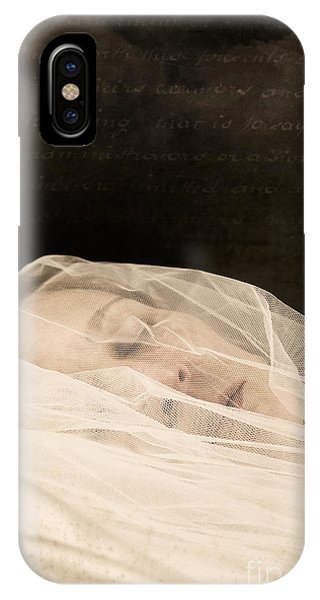 Veiled IPhone Case