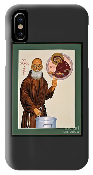 Venerable Fr. Solanus Casey The Healer 038 IPhone Case