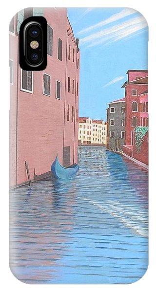 Venetian Canal IPhone Case