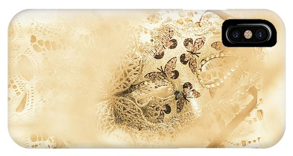 Ceremony iPhone Case - Venetian Performance Of Mystery by Jorgo Photography - Wall Art Gallery