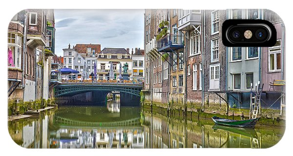 Venetian Vibe In Dordrecht IPhone Case