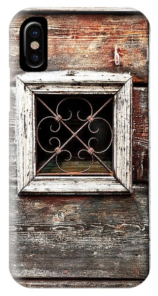 Venetian Window IPhone Case