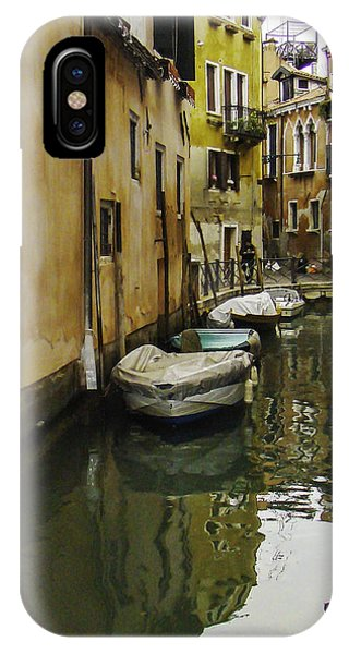 Venice Backroad IPhone Case