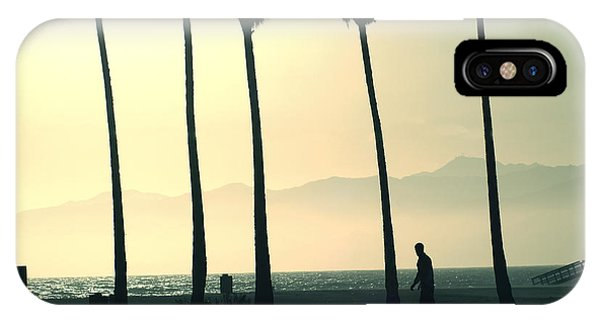 Venice Beach California IPhone Case