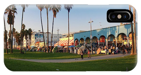 iPhone Case - Venice Beach by Kelly Holm