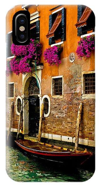 Venice Facade IPhone Case