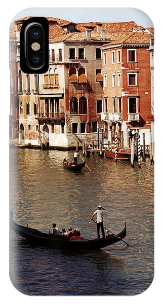 IPhone Case featuring the photograph Venice by Helga Novelli