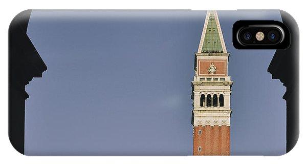 Venice In A Frame IPhone Case