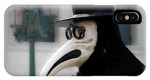 Venice Mask 23 2017 IPhone Case