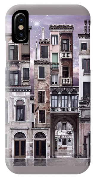 Venice Reconstruction 1 IPhone Case