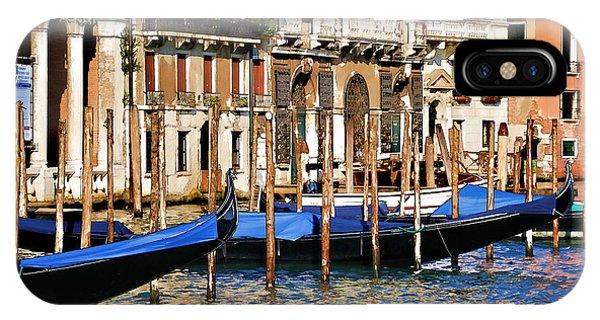 Venice Untitled IPhone Case