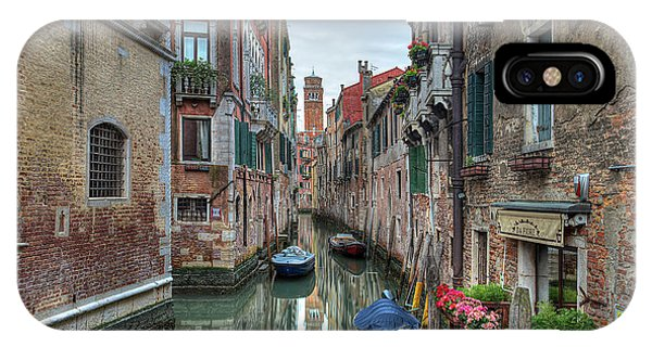 Venetian Morning IPhone Case