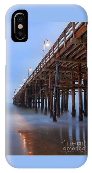 Ventura Ca Pier At Dawn IPhone Case