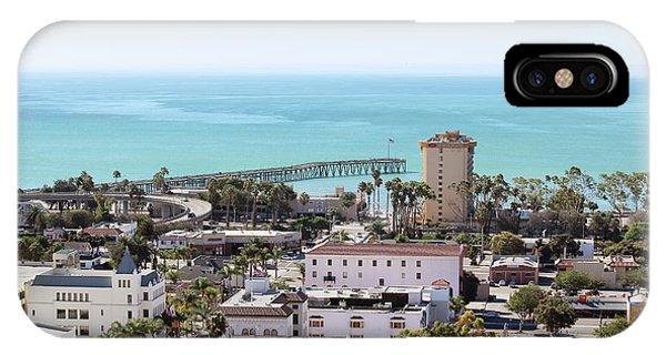 Ventura Coastal View IPhone Case