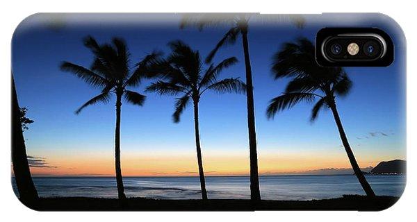 Venus At Sunset IPhone Case