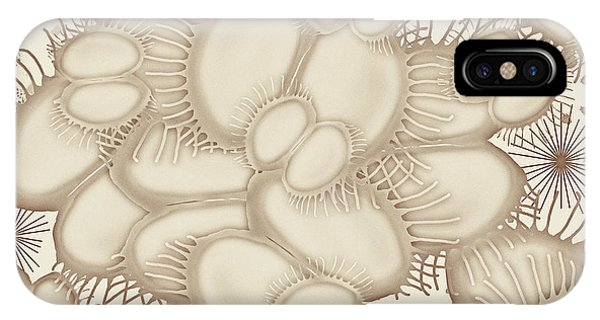 Venus Fly Trap IPhone Case