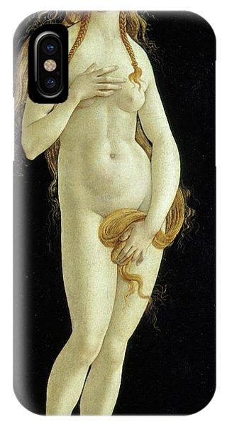 Botticelli iPhone Case - Venus by Sandro Botticelli