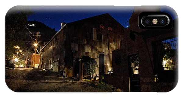 Venus Setting In Jerome Az IPhone Case