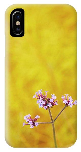 Verbena IPhone Case