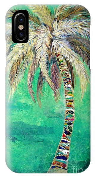 Verdant Palm IPhone Case