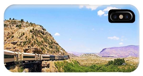 Verde Valley Train  IPhone Case