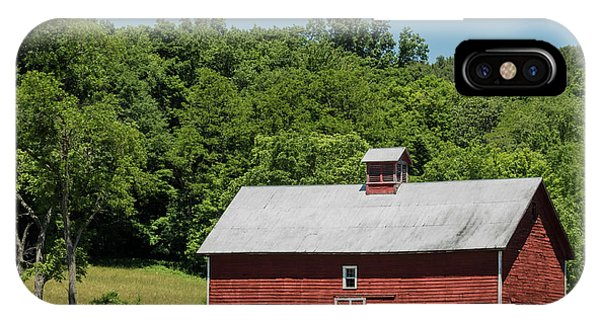 Vermont Barn IPhone Case