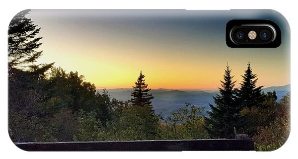 Vermont Evening IPhone Case