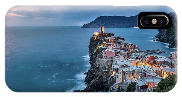 Vernazza IPhone Case