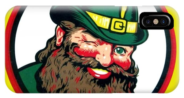 Vernors Ginger Ale - The Vernors Gnome IPhone Case