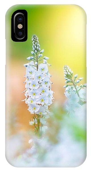 Veronica Glow IPhone Case