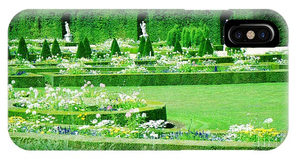 Versailles Pathways IPhone Case