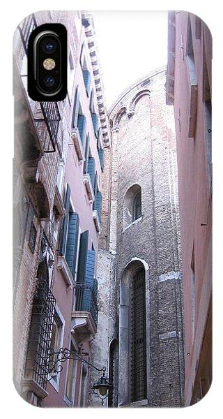 Vertigo In Venice IPhone Case