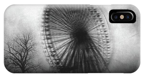 Surrealistic iPhone Case - Vertigo by Zapista Zapista
