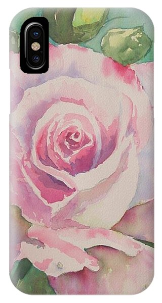 Very Rose  IPhone Case