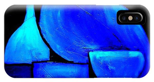 Vessels Blue IPhone Case